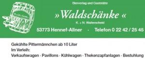 Waldschänke Walterscheid