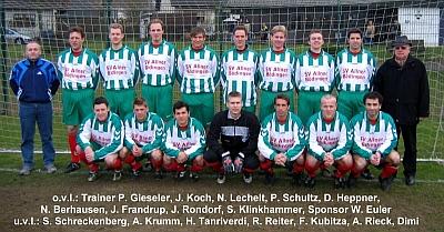 SV Allner-Bödingen 2005