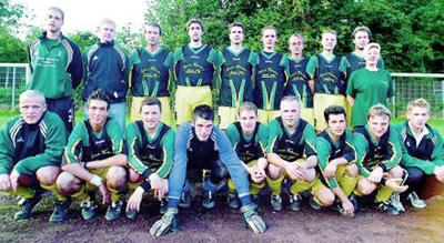 SV Allner-Bödingen - Erste - 2003