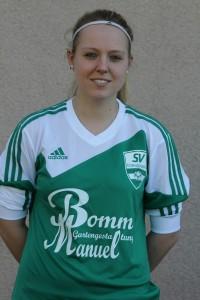 Larissa Poppel Abwehr