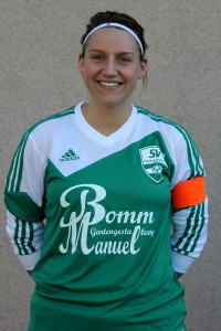 Vanessa Schröder Mittelfeld
