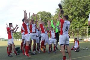 U19 - Kreispokalsieger 2015