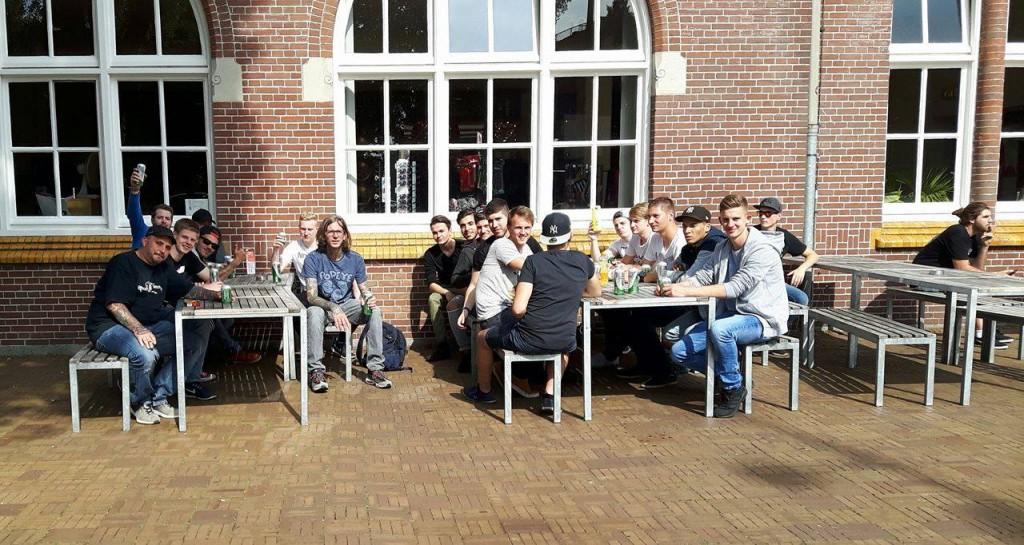 Grüße von der Ersten aus Amsterdam