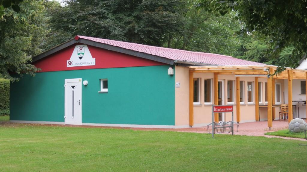 Clubheim Allner