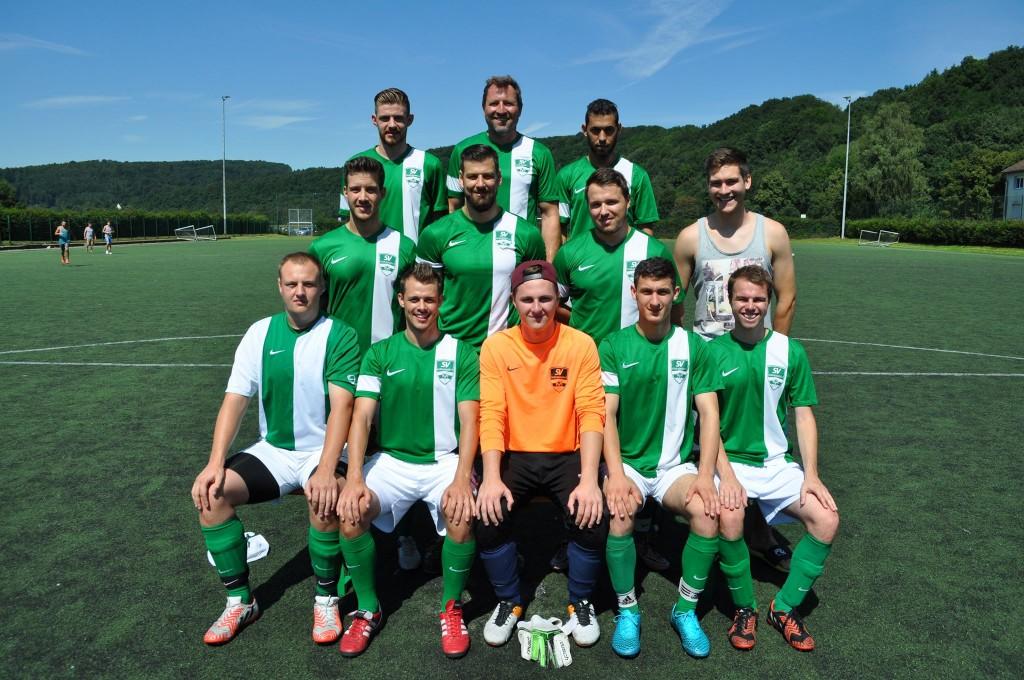 Saison 2016/17 - Teamfoto vom 7.8.2016