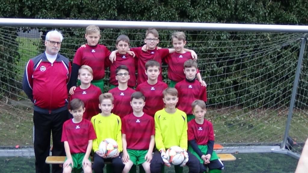 Saison 2016/17 – Teamfoto vom 12.2.2017