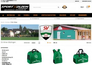 SV Allner-Bödingen - Fanshop