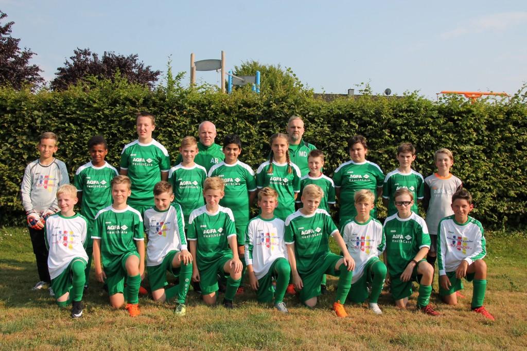 U13 – Saison 2018 / 2019