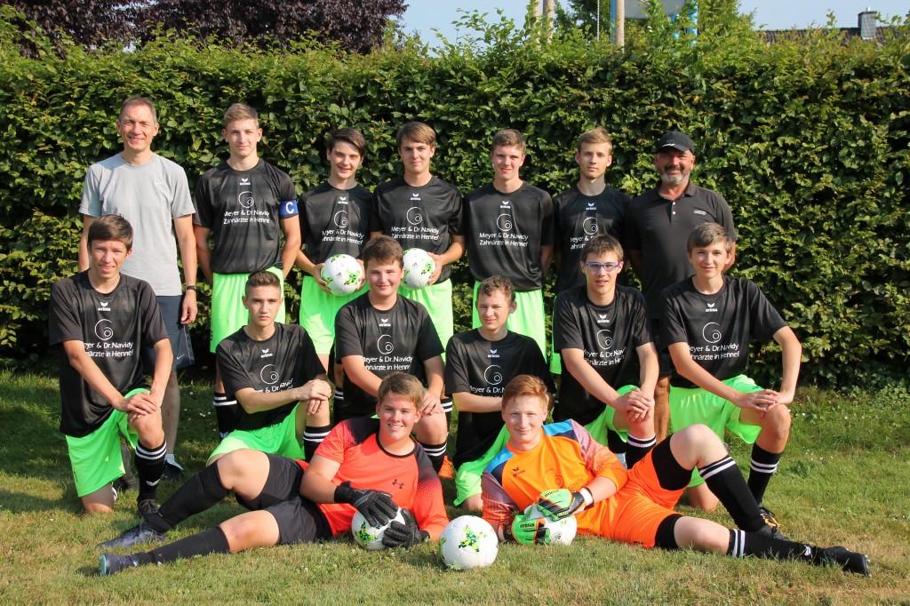 U17 – Saison 2018 / 2019